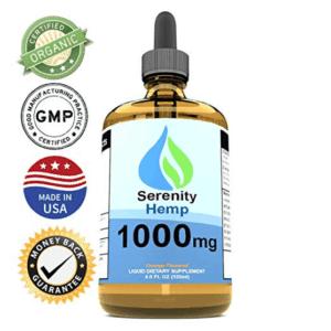 Serenity hemp oil