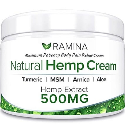 The 10 Best Rated Hemp Creams For Pain - Reviews - [2019]