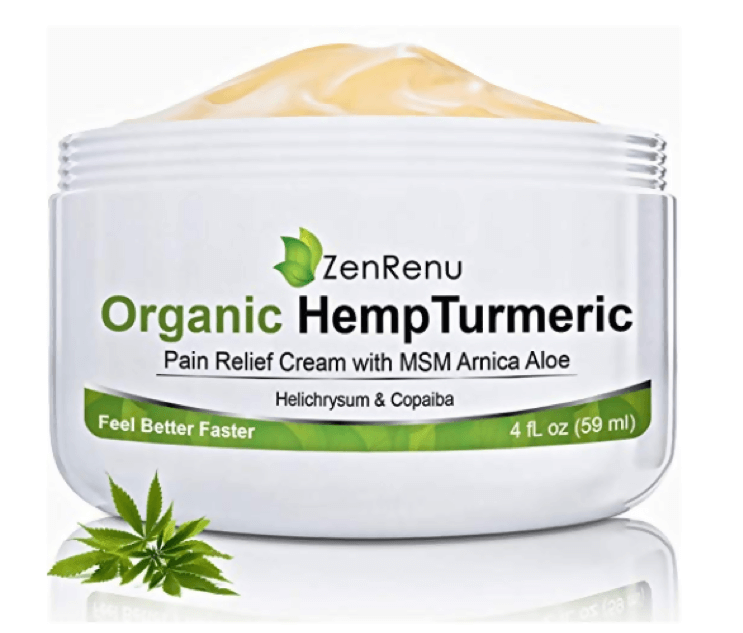 best cbd lotion for pain